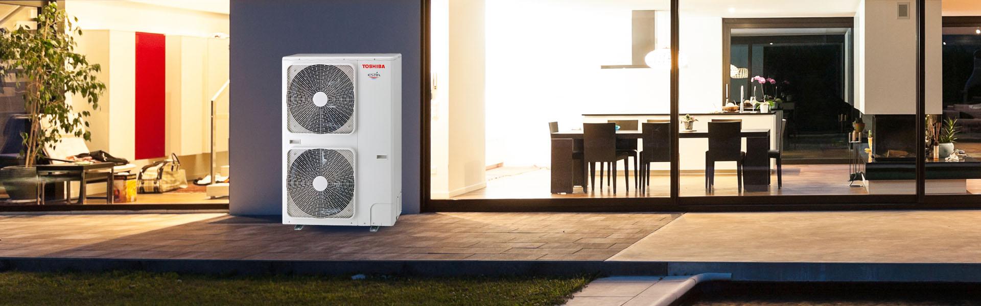 Pompe de căldură: cea mai eficientă soluție de încălzire care respectă mediul înconjurător